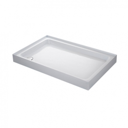 Mira Flight 1.1783.026.wh Shower Tray 4 Upstands And Waste 760x1200mm