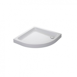 Mira Flight 1.1783.040.wh Quad Shower Tray 0 Upstands And Waste 800x800mm