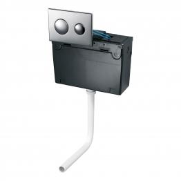 Armitage Shanks S362467 Conceala 2 Cistern Dual Flush Valve 6/4l
