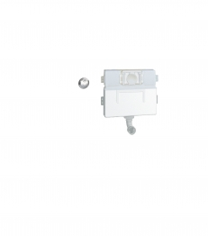 Grohe 38691000 Dual Flush Eau2 Concealed Cistern And Air Button