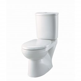 Twyford Gn2396wh New Galerie Assembled Push Button Cistern White