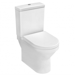 Vitra S50 Compact Close Coupled Wc Pan Closed Back