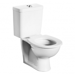 Armitage Shanks S304701 Contour 21 Schools Back To Wall And Close Coupled Wc Pan With Horizontal Outlet