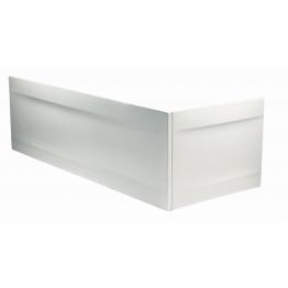 Twyford Gn7121wh Callisto Galerie Front Bath Panel White 1700mm