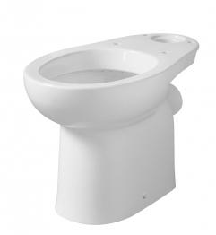 Iflo Cascada Wc Corner Pan White