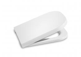 Roca A801732004 Cleanrim The Gap Soft Close Seat White