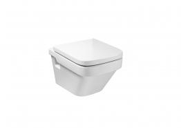 Roca A80178b004 Dama N Compact Wc Seat White