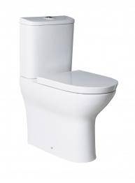 Roca Z8019cs004 Colina Soft Close Toilet Seat