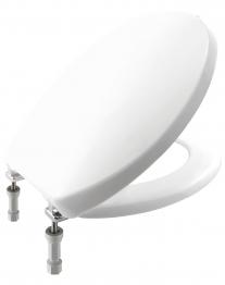 Carrara & Matta Toilet Seat & Cover Atlantic Spa Statite White 108054000