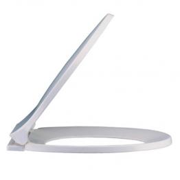 Tradesave Soft Close White Toilet Seat Ps