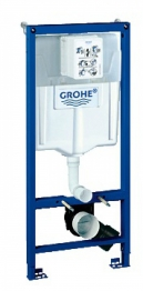 Grohe 38528001 Rapid Sl Wall Hung Toilet Frame 1.2 Metre