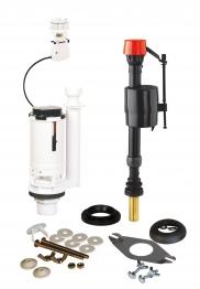 Fluidmaster Procp002 Universal Cistern Fittings Pack