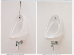 Twyford Vc7003wh Camden Urinal Bowl White