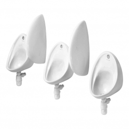 Armitage Shanks S611001 Contour Urinal Concealed White 670mm