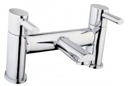 Iflo Santerno Bath Filler Tap Brass