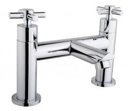Iflo Calm Bath Filler Tap Brass