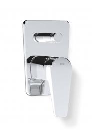 Roca 5a0631c00 Esmai Built In Bath Shower Mixer