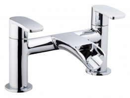 Iflo Waterscade Bath Filler Tap Brass