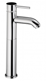 Abode Ab1189 Harmonie Tall Wasbasin Mixer Chrome