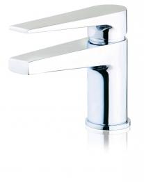 Iflo Levra Monobloc Basin Mixer Tap Brass