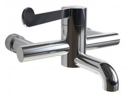 Mira 1.1704.001 Rada Safetherm Wall Mounted Healthcare Tap