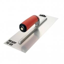 Tyzack Rtg Stainless Steel Soft Grip Plasterers Trowel 13in