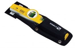 Stabila Magnetic Torpedo Spirit Level 250mm Stb81srem-25h
