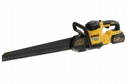 Dewalt Dcs397t2 Alligator Saw Xr Flexvolt 54v Cordless Long Bar 425mm (2 X 6.0ah Batteries)