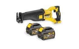 Dewalt Dcs388t2 Reciprocating Saw Xr Flexvolt 54v Cordless (2 X 6.0ah Batteries)