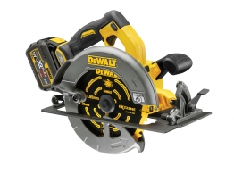 Dewalt Dcs575t2 Circular Saw Xr Flexvolt 54v Cordless 190mm (2 X 6.0ah Batteries)