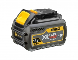 Dewalt 18/54v Xr Flexvolt 6.0/2.0ah Battery