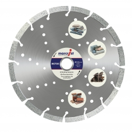 Wet/dry Fast Universal Cut Blade 230mm X 22.2mm