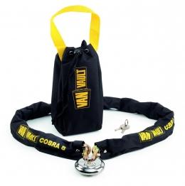 Cobra 8 Security Chain + Lock 8mm S10120