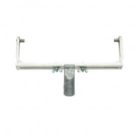 Perfection Adjustable Aluminium Double Arm Roller Frame
