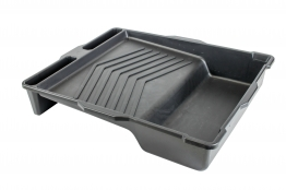 4trade Ribbed Paint Tray 12in