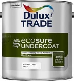 Dulux Trade Ecosure Undercoat Pure Brilliant White 2.5l