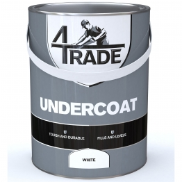 4trade Undercoat Paint White 5l
