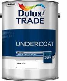 Dulux Paint Colour Dimensions Trade Undercoat Deep 5l