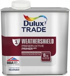 Dulux Weathershield Exterior Preservative Primer (bp) 2.5l