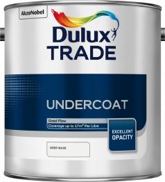 Dulux Paint Colour Dimensions Trade Undercoat Deep 2.5l