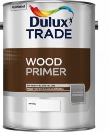 Dulux Wood Primer White 5l