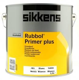 Sikkens Rubbol Primer Plus White 2.5l