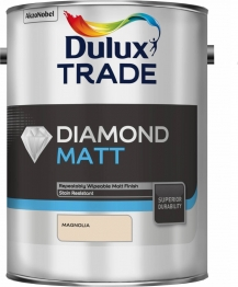 Dulux Diamond Matt Magnolia 5l