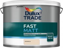 Dulux Fast Matt Magnolia 10l