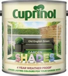 Cuprinol Garden Shades Old English Green 2.5l