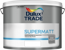 Dulux Trade Supermatt Tinted Colour 5l