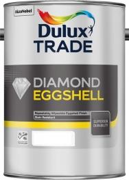 Dulux Trade Diamond Eggshell Tinted Colour 1l