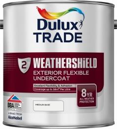Dulux Paint Colour Dimensions Exterior Undercoat Weathershield Medium 2.5l
