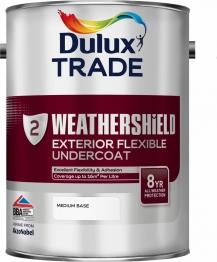 Dulux Paint Colour Dimensions Exterior Undercoat Weathershield Medium 5l