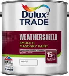 Dulux Paint Colour Dimensions Exterior Undercoat Weathershield Deep 2.5l